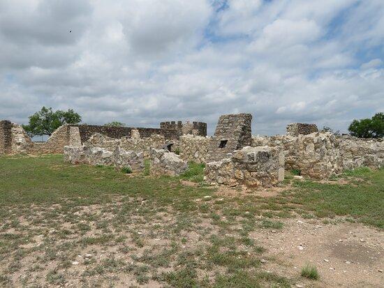 Presidio De San Saba, Menard, TX, May 2021