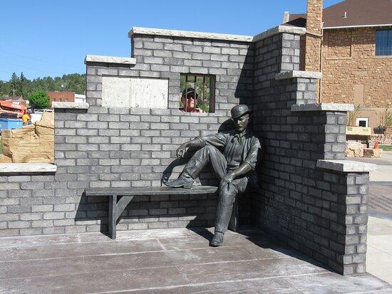 Sundance Kid Statue U