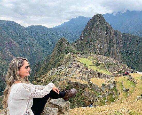 Visit Machu Picchu in 1 Day: View machu picchu