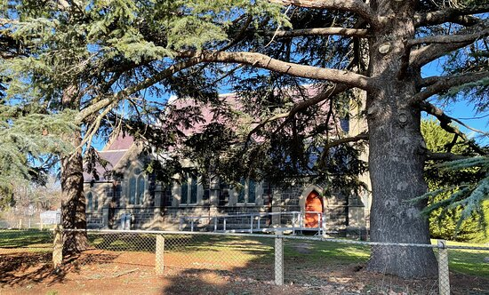 Malmsbury, Úc: St John's Anglican Church