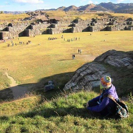 South Valley Cusco Tipon, Pikillacta and Andahuaylillas: In Sacsayhuaman!