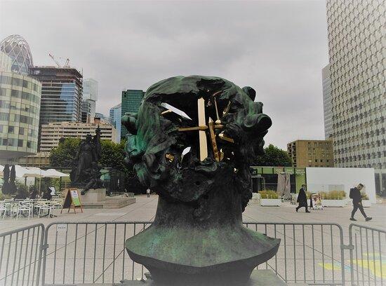Parcours Artistique de Paris La Defense