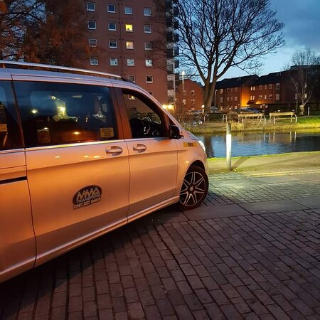 Travel with MMA transfers to and from Chester