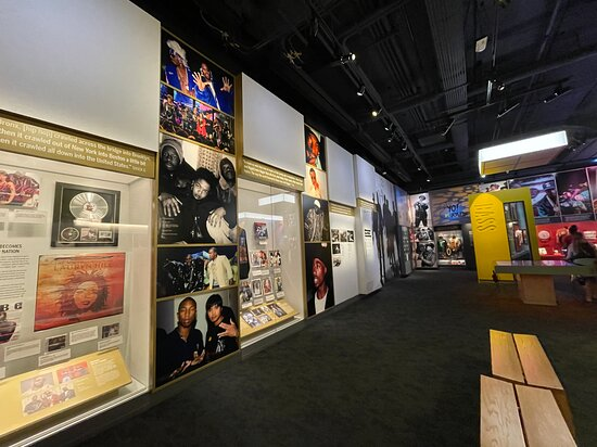 National Museum of African American Music Nashville Admission Ticket: Urban and R&B