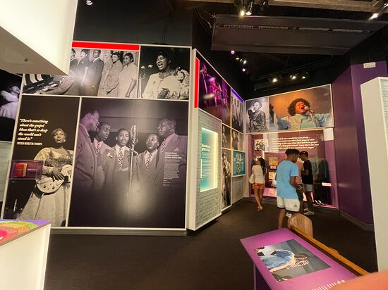 National Museum of African American Music Nashville Admission Ticket: More exhibits.