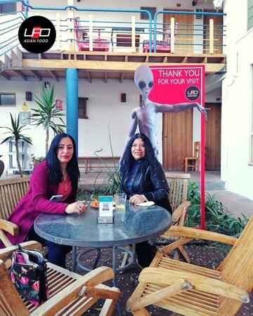 👽 𝗨𝗙𝗢 ᗩᔑᏆᗩᑎ FOOD 🛸 Muchas gracias por sus visitas!!!  Nos encanta saber que nuestros platos intergalácticos les encantan 😊 Pronto estaremos anunciado promociones. Sigue nuestra página, no te pierdas los juegos y concursos que vamos a lanzar.  #UFO #AsianFood #Restaurante #Cusco #Delivery