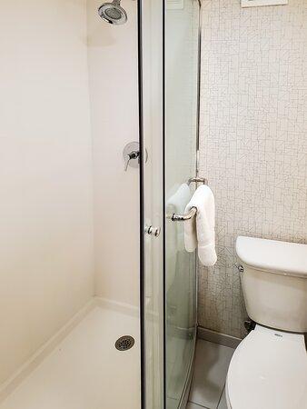 Nice Walk-in Shower