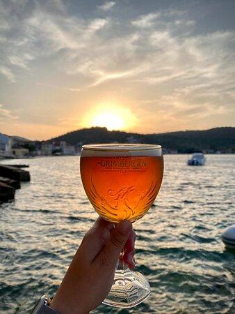 Draft Belgian ale Grimbergen
