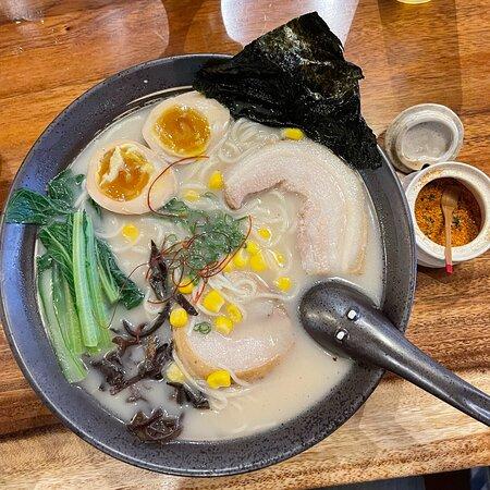 Tonkotso Ramen Soup