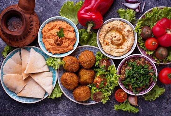 El sultan comida arabe el sabor arabe en México