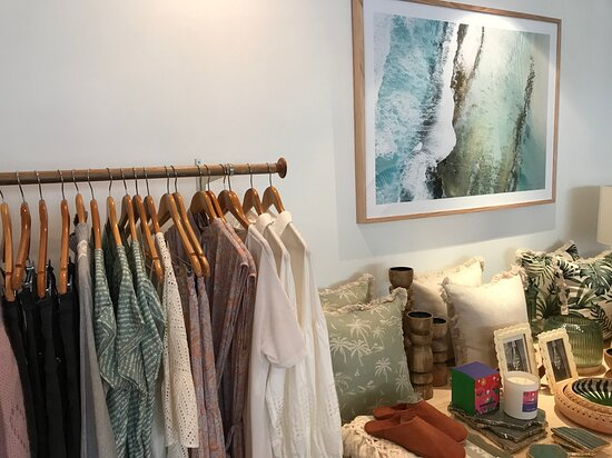 New picture franes, new cushions, new pants, new, new, new! Airlie Beach boutique shopping at OASIS Lifestyle store.