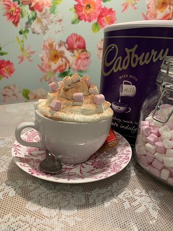 Hot chocolate anyone?