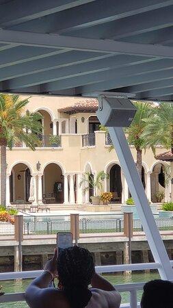 Miami Millionaire's Row Cruise: Miami mansions.. DJ Khaled
