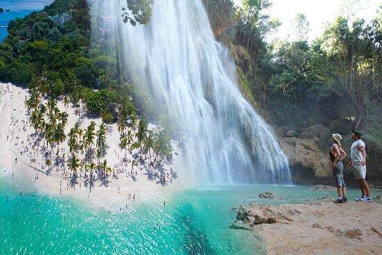 Tour alla cascata di El Limón e Cayo Levantado con pranzo