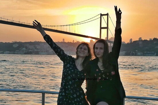 Istanbul Sunset Cruise