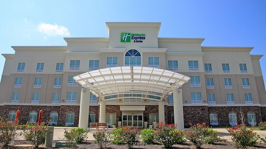 Welcome to Bossier City Holiday Inn Express - Free Breakfast