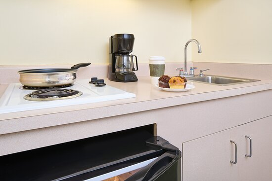 1 Bedroom Studio Kitchenette -2
