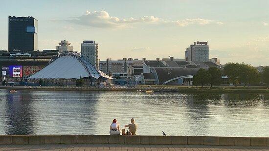 مینسك, روسيا البيضاء: Минск 2021