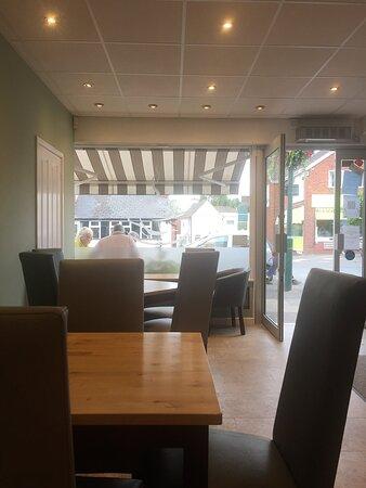 10.  The Hagley Cafe, Hagley, Worcestershire