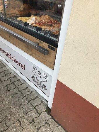 Kloster-Backerei mit Cafe pekáreň kaviareň Flensburg