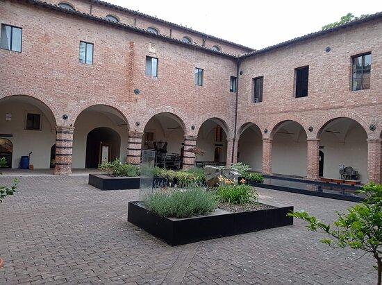 Chiostro dell'ex Convento di San Domenico