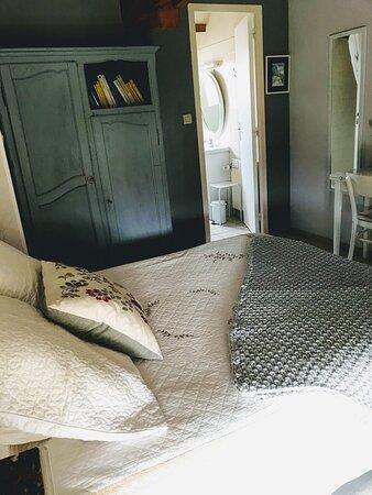 Chambre Bellimontoise, à l'étage.