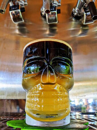 Beer: Phayamas Black & Tan (Pale Ale + Stout) 🍺🖤🤍
