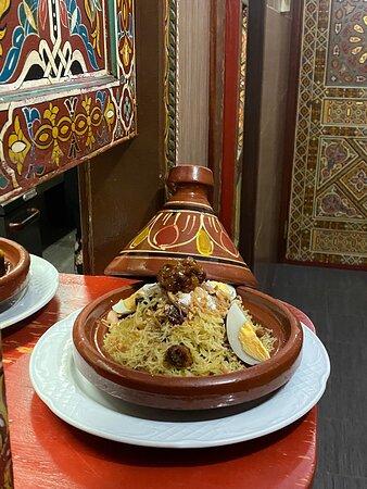Restaurante Halal lounge Marrakech