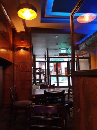 The Lime Kiln Pub along Fleet Street.