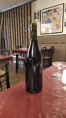 vino sfuso in bottiglia