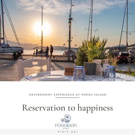 Visit our restaurant and the breathtaking view combined with the ideal gastronomy experience will book you a place to happiness!