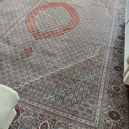 One of our rugs featured in another beautiful property.