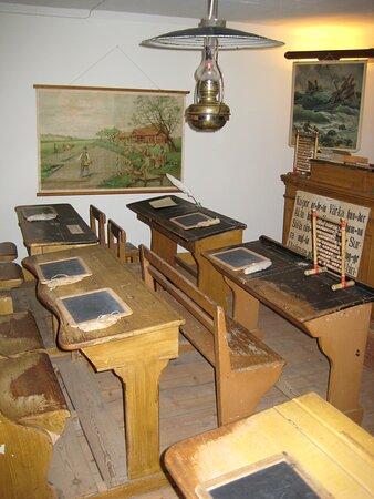 Gamla Linköping Open Air Museum, school