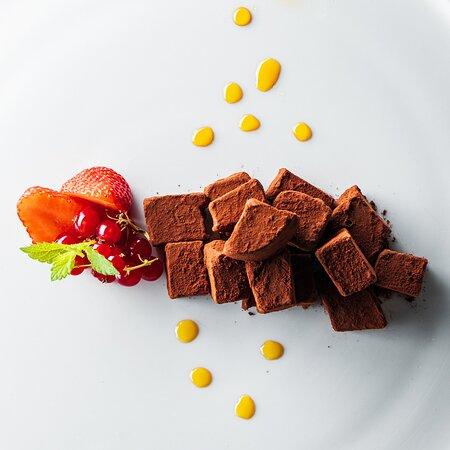 CHOCOLATE GANASH