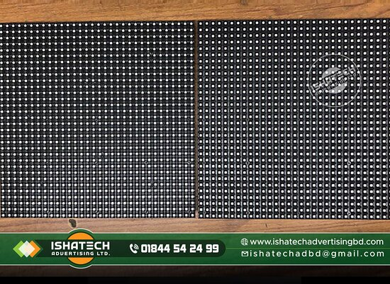 What is an LED Display Panel Screen? ... Please Website Check...👇👇👇 https://ishatechadvertisingbd.com/.../led-module-screen.../ ►Contact us for more information: Cell: 01844 - 542 499, 01844 - 542 498 ►Visit our Sent: E-mail: ishatech.advertising@gmail.com E-mail: info@ishatechadvertisingbd.com ►Corporate Office: 04-B/A, (2nd Floor), Mazar Road,  Sector-1, Mirpur, Dhaka-1216. ►To Visit Our Page: Website: www.ishatechadvertisingbd.com Service Page: https://bit.ly/3szkEJl Project Page: https://