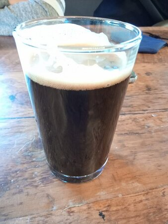 Beautiful stout. A must try.