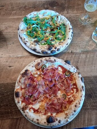 Some of the best pizza you will ever eat. Goes great with a pint.