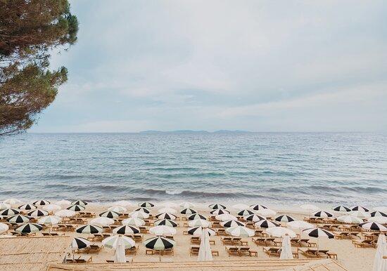 Plage du Beach Club