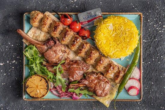 Kebab-E-Momtaz