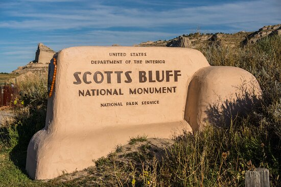 Welcome to Scotts Bluff National Monument