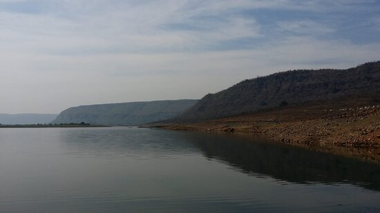 Kaimur District, Ινδία: Kaimur Dam InSide