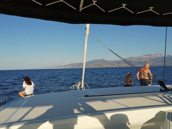 Tirrenian sea