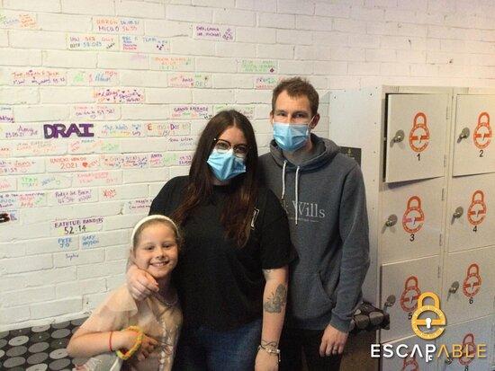 Escapable - Escape Rooms