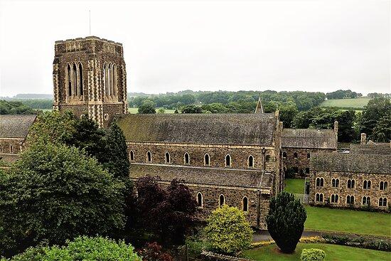 9.  Mount St Bernard Abbey, Coalville, Leicestershire