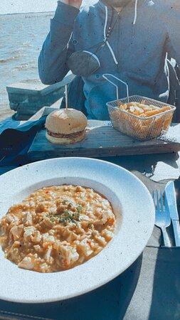 Foto de Café Mulé, Chascomus: Our appetizer. - Tripadvisor
