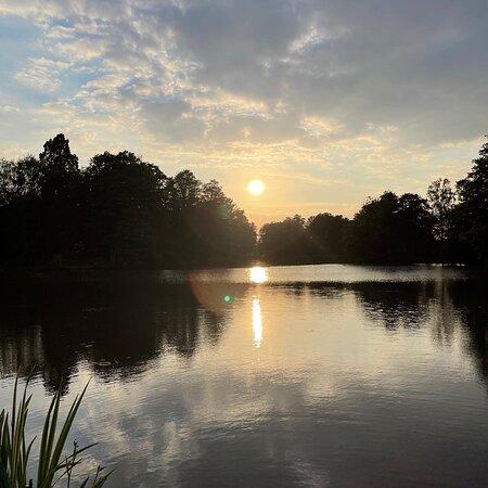 Sunset June 2021