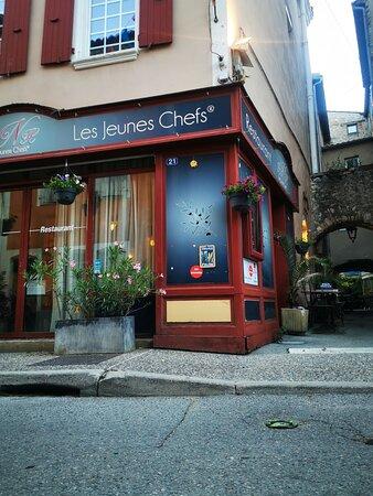Restaurant Les Jeunes Chefs