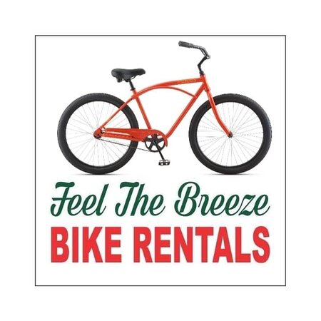 Feel the Breeze Bike Rentals
