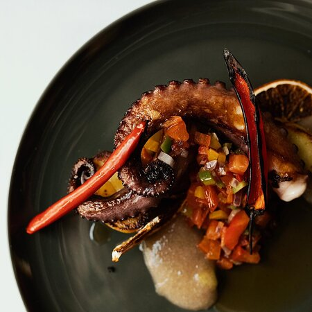 Octopus a la Adrian
