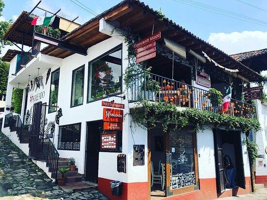 Restaurante Soleado, cocina del mundo 🔆 Valle de Bravo